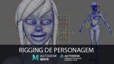 Rigging de Personagem - Maya