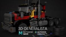 3D Generalista